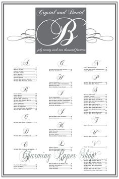 Wedding Gold Perfect Idea To Have A Seating Chart With Custom