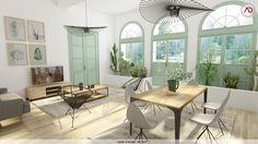 Amoureux de l'environnement, Archideco vous propose un magnifique espace en pleine nature avec le confort moderne!