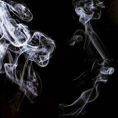 Smoke silhouettes