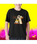 Calvin And Hobbes Mens And Womens Youth T shirt - $15.00 - $21.00