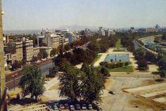 Parque Inglés de Avenida Providencia en los años '60s.