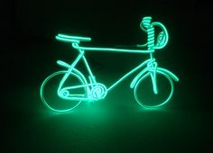 Bicycle of the Dream by NeonToys on Etsy