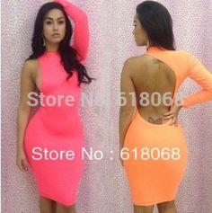 Hot-selling Fashion Sexy Bandage Dress One Shoulder Slim Hip Charming Clubwear Dresses Bodycon dress Sexy Women Dresses 3Colors