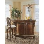 PULASKI Furniture - Edwardian Bar Set - 242500-ROOM  SPECIAL PRICE: $2,486.00