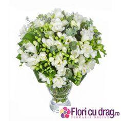 Flori cadou #Martie - http://www.floricudrag.ro/53-flori-de-1-8-martie