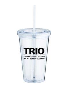 Everyday Plastic Cup Tumbler project - TRIO SSS Joliet Junior College, 3/28/2014 http://proformatrioideas.com/ #TRIO #TRIOWorks