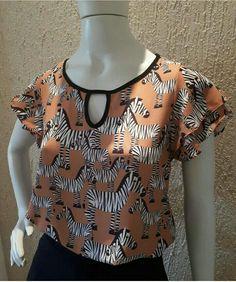 Blouse Styles, Blouse Designs, Fashion Outfits, Womens Fashion, Cute Tops, Casual Looks, Chiffon, Plus Size, Teen Fashion