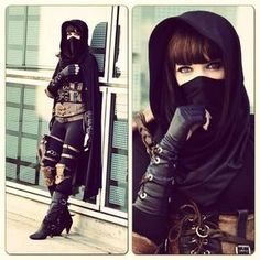 I would like to wear this every single day. and also be an assassin.                                                                                                                                                     More
