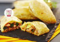 Chaussons aux courgettes, oignons et allumettes | Croquons La Vie - Nestlé