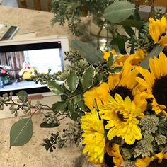 """CloverandHoney on Instagram: """"Learning new tricks today with #flowerstock2020 virtually, while making wedding bouquets. Thank you so much for the inspiration!…"""""""