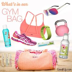 NEW Video: What's In Our Health Club Bag! - http://www.awesomefitnessmodels.com/fitness-meals-and-workouts/new-video-whats-in-our-health-club-bag.html