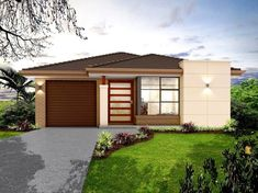 Metro 17 | Home Design | Better Built Homes House Plans 3 Bedroom, Weekend House, Storey Homes, Display Homes, Modern House Plans, Facade, Living Spaces, Modern Design, Floor Plans