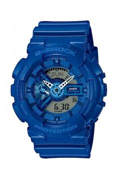 GA-110BC-2AER - G-Shock heren horloge
