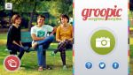 What will they think of next?   Groopic For iPhone Mashes Up Group Photos To Include The Missing Photographer.