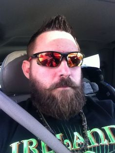 I am the president and co owner of wolf cry beard company. We make beard balms, beard wax, boar brushes, mustache wax.we are 100% organic and I promise once you use our balms your ladies will want you order more. Beard balms leave your beard very soft, conditioned, smelling amazing and looking like a bearded god instead of a homeless man. Let the wolf come out of you, join the pack today.