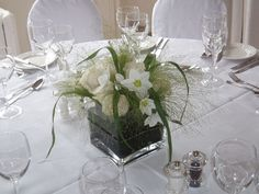 Wedding Floral Arrangements Centerpieces Pictures
