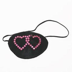 Amazon.com: Pink Pirate Eyepatch: Toys & Games