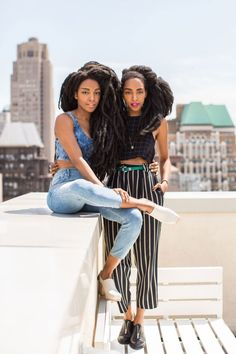 Inside the Cool-Girl Beauty Routines of TK Wonder and Cipriana Quann - MarieClaire.com