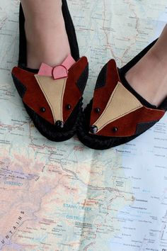 I've had my heart set on these foxy Darlingtonia Moccasins forever.