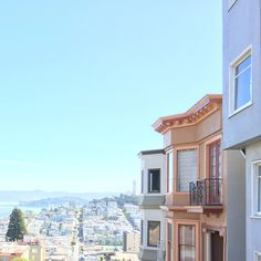 COLORS that inspire  #SanFrancisco