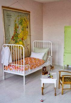 home inspiration: 18 SUPER-DUPER CUTE KIDS ROOMS - bellaMUMMA