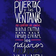 . // Pájaros Negros \\ . @autoralucilavarise   Postal de Octubre para @butterflycajaliteraria ❤