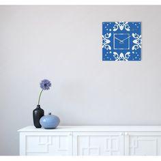 Elegantní nástěnné hodiny ve tvaru čtverce - dumdekorace.cz Design, Home Decor, Decoration Home, Room Decor, Home Interior Design, Home Decoration, Interior Design