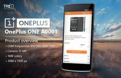 OnePlus One A0001 multi #Functionality and really the up level mobile with 3GB RAM, Display 1080*1920px, 13 MP #camera and much more. ◘ Just forget any other mobile it's also under range. ♥ . Go with the flow.
