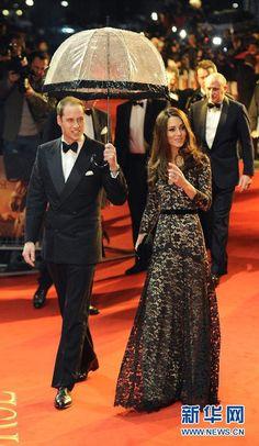Princess Kate Middleton's fashion style