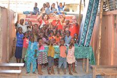 1º de Maio Dia do Trabalhador e 1º dia da Missão à Guiné Bissau do Grupo GAS.
