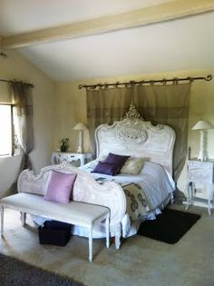 French bedroom  * Chic Provence *: Chic Provence Design Tour: Where We Stayed in Isle-sur-la-Sorgue!