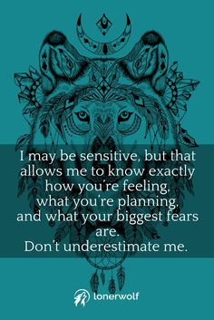 Every sensitive person, intuitive, empath and healer can relate to this. ~ Empath Quotes