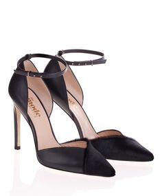 aaf85b57cf0 Ankle Strap Point Designer Heels, Ankle Strap, Shoes Heels, Womens High  Heels,