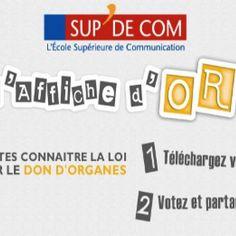 Concours : Plus que 5 jours pour créer une affiche sur le don d'organes