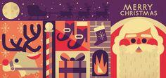 Christmas Cards - Owen Davey Illustration