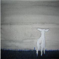 Mist 2011 A5 acryl on canvas