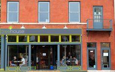 Tree House, vegan restaurant, Tower Grove, 3177 South Grand Blvd. St Louis, MO 63118