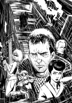 Blade Runner - Manos Lagouvardos