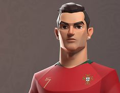 """Check out new work on my @Behance portfolio: """"CR7"""" http://be.net/gallery/66805341/CR7"""
