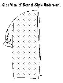 """Islamic Patterns: How to Make an Underscarf - several versions of underscarf to choose from - Also check out heartlandhijab.com for a list of other sites that offer FREE """"how-to"""" sewing patterns for modest dress!"""