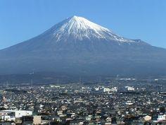 1/28 mt.Fuji, Fujinomiya, Shizuoka, Japan