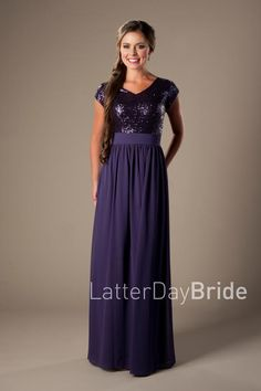 183ce83ac 28 Best Modest dresses (Latter Day Bride and Prom) images | Cute ...
