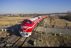 RailPictures.Net Photo: M61 006 Hungarian State Railways (MÁV) M61 at Csajág , Hungary by Norbert Horváth