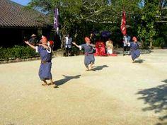 Okinawan Dance - YouTube