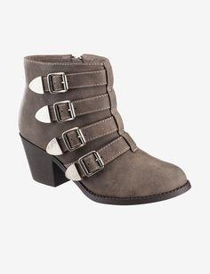 Jellypop Gautier Ankle Boots – Ladies