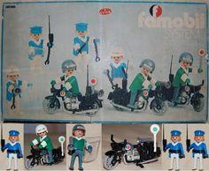 Clicks de Famobil - Juegos y juguetes de los años 70/80