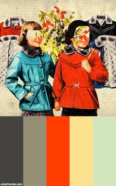 Friendship Series Color Scheme