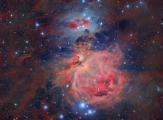 The Orion Nebula complex - Sky & Telescope
