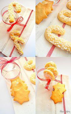 Austrian Vanilla Biscuits