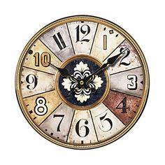 Mediterranean Wall Clock – AUD $ 23.74